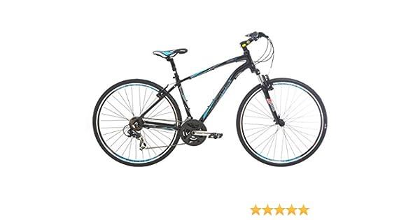 Indigo Verso X1 - Bicicleta híbrida para Hombre, Talla M (165-172 ...