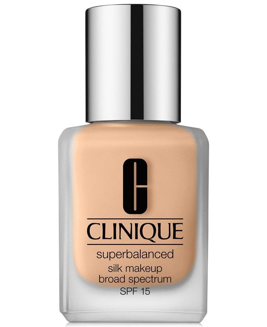 Clinique Superbalanced Silk Makeup Foundation SPF 15, 1 oz / 30 ml, 03 Silk Bare (VF-G)