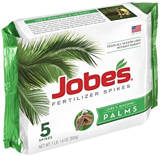 product image for Jobe's 01010 5 Pack, 10-5-10, Palm Tree Fertilizer Spikes - Quantity 10