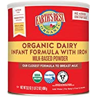 Earth's Best Dairy Baby Formula - Powder - 23.2 oz