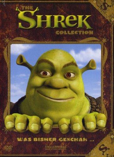 - Shrek 1+2 Collector`s Box 2 DVDs - DVD-Filme