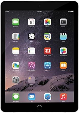 Apple iPad Air 2 MGLW2LL/A 9.7-Inch 64GB (Space Gray) (Renewed)