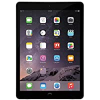 Apple iPad Air 2, 64 GB, Space Gray, (Refurbished)