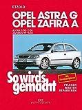 So wird's gemacht. Opel Astra G ab 3/98.