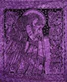 Peace Angel Tapestry Celtic Design