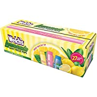 Welch's Lemonade Giant Freezer Pops (Pack of 27 5.5oz pops)