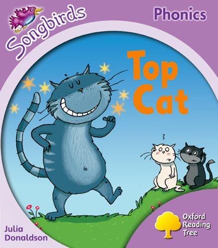 Oxford Reading Tree: Stage 1+: Songbirds: Top Cat: Amazon.es ...