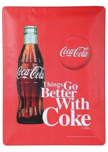 Objektkult Cartel de Chapa Coca Cola Vintage: Amazon.es: Hogar