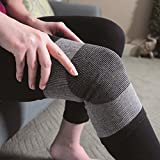 Knee Support - Bamboo Charcoal Technology - Self-Warming Knee Sleeve - Medium