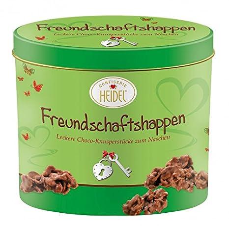 Heidel Freundschaftshappen Knusperpralinen in Schmuckdose 90 g ...