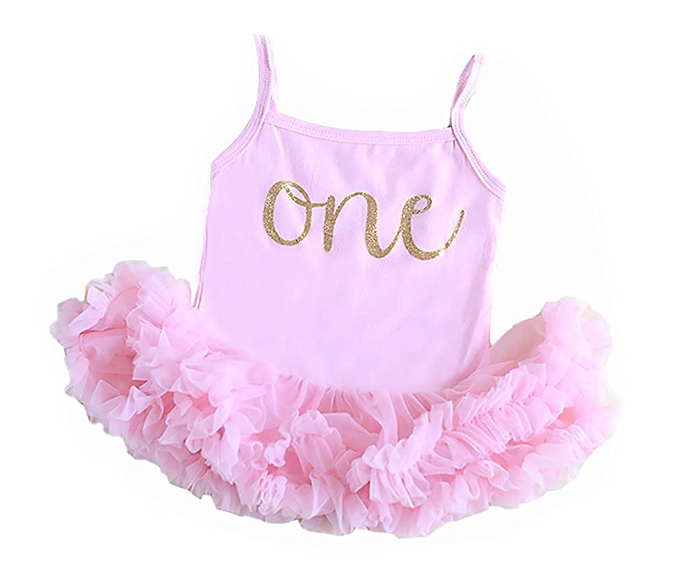 94195e67b BIRTHDAY DRESS-Tank style dress with permanently attached full ruffle tulle  skirt. PERFECT for first birthday party, cake smash photo shoot, baby  shower ...