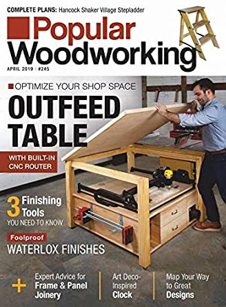 Amazon Com Popular Woodworking Magazine Kindle Store