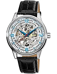 dccf9c0b2 Akribos Automatic Skeleton Mechanical Men's Watch -