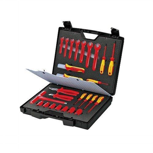 KNIPEX(クニペックス):絶縁工具セット 989912 B01AXY36XK