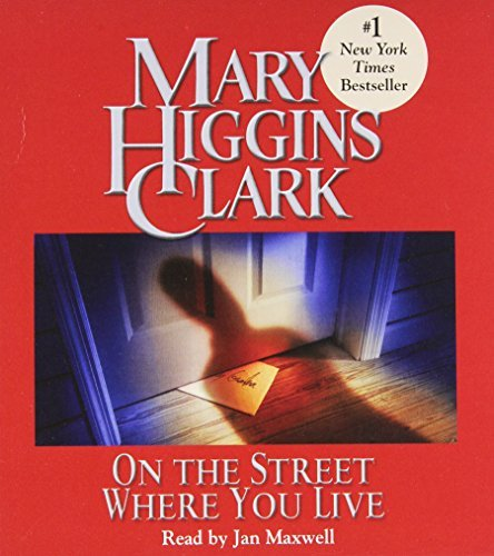 Read Online By Mary Higgins Clark - On The Street Where You Live (Unabridged) (2001-04-16) [Audio CD] ebook
