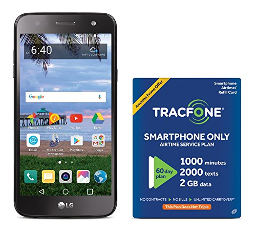 LG Fiesta 4G LTE Prepaid Smartphone