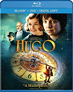 Cover Image for 'Hugo (Two-disc Blu-ray/DVD Combo + Digital Copy)'