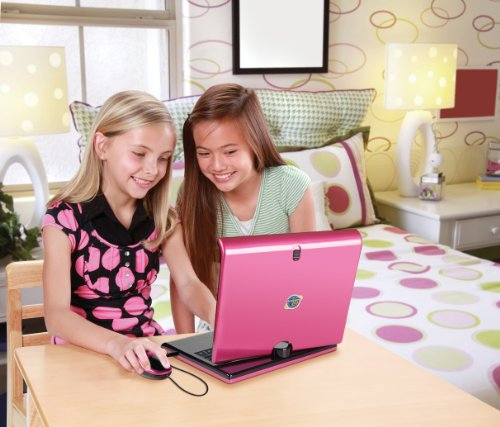 Discovery Kids Teach 'n' Talk Exploration Laptop, Pink by Discovery Kids (Image #2)