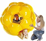 Kid's Inflatable Fun Ball - Size Jumbo 51'' Inflatable - Climb, Jump, Crawl And Tumble