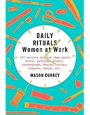 Daily Rituals: Women at Work