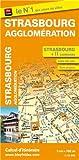 Michelin Street Map Strasbourg