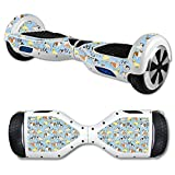MightySkins Skin For Self Balancing Mini Scooter Hover Board - Puppy Party | Protective, Durable, and Unique Vinyl Decal wrap cover | Easy To Apply, Remove, and Change Styles | Made in the USA