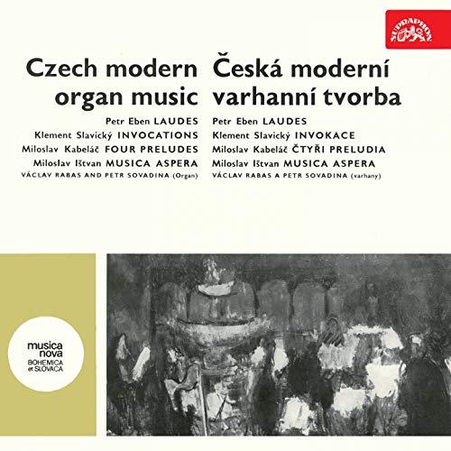 Organ Modern Music - Czech Modern Organ Music