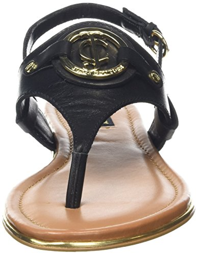 Juicy Couture Mandey - Sandalias Mujer Black (pitch Black 071)
