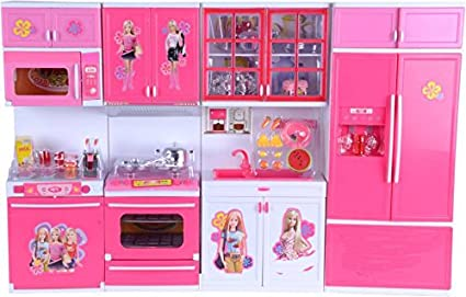 Attractive Tabu Toys World Dream House Kitchen Set For Kids (color U0026 Model May Vary)