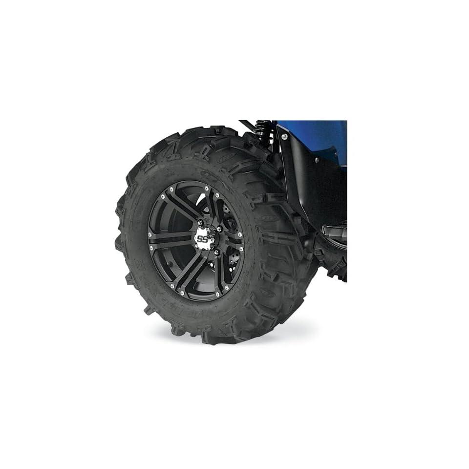 ITP Mud Lite XTR, SS212, Tire/Wheel Kit   27x11Rx14   Black 43580R