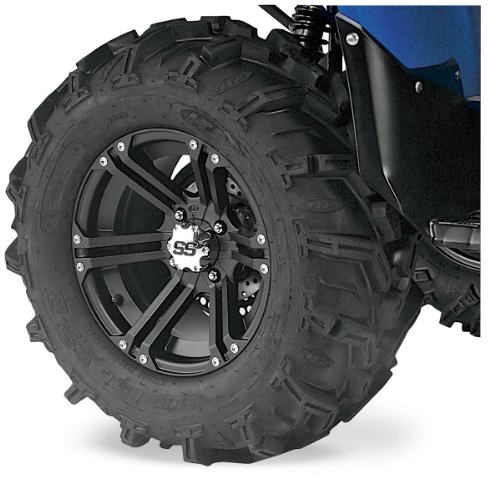 ITP Mud Lite XTR, SS212, Tire/Wheel Kit - 27x11Rx14 - Black 43193R