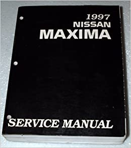 2012 maxima service manual