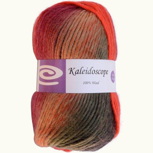 Elegant Yarns Kaleidoscope Yarn, Autumn Leaves