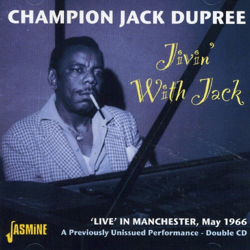 Jivin With Jack - Live In Manchester, May 1966 [ORIGINAL RECORDINGS REMASTERED] 2CD SET
