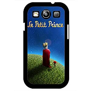 The Little Prince Phone Case Le Petit Prince Samsung Galaxy S3 Phone Case Cellphone Black Cover The Little Prince Samsung Galaxy S3 Phone Case 217