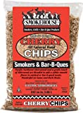 Smokehouse Products All Natural Flavored Wood Smoking Chips- Cherry