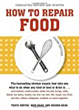 How to Repair Food, Tanya Zeryck and John Bear, 158008432X