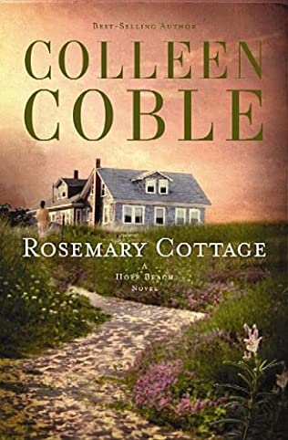 book cover of Rosemary Cottage