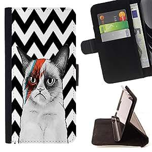 Dragon Case - FOR Samsung Galaxy A3 - Love needs darkness to develop - Caja de la carpeta del caso en folio de cuero del tir¨®n de la cubierta protectora Shell