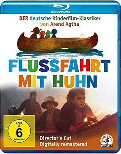 Hen in a Boat (1984) ( Flußfahrt mit Huhn ) ( Down-River With A Chicken )    Blu-Ray, Reg.A B C Import - Germany   325ba398aa