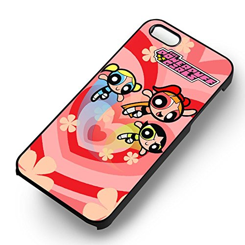 The Powerpuff Girls for Iphone 6 and Iphone 6s Case (White Hardplastic Case) (Powerpuff Girls Sexy)