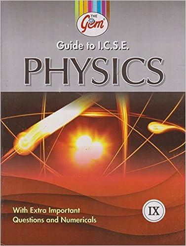 Icse 9th Physics Book