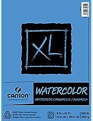XL Watercolor Pad, 9\