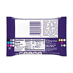 Cadbury Easter Candy Coated Mini Eggs, 1.5-Ounce Packages (Pack of 36)