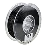 ZIRO 3D Printer Filament 1.75mm TPU Flexible Filament 0.8KG Spool, Dimensional Accuracy +/- 0.05mm, 5 Colors