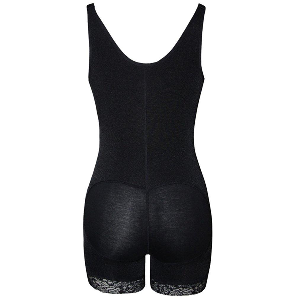 fc077162b AVENBER Women s Body Shaper Slimming Underwear Bodysuit Waist Shapewear  Control Pants at Amazon Women s Clothing store