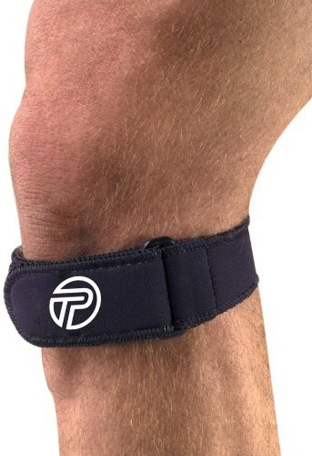Pro-Tec Athletics Knee Patellar Tendon Strap (Medium)