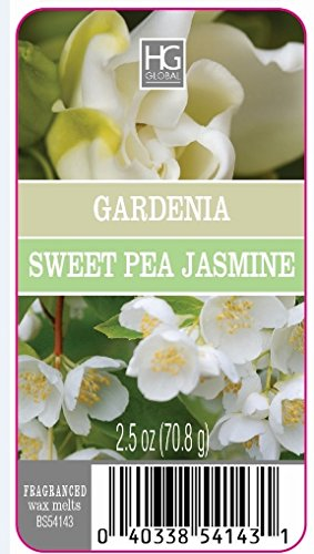 Hosley's Set of 6 Dual Pack Gardenia/Sweet Pea Jasmine- 2.5