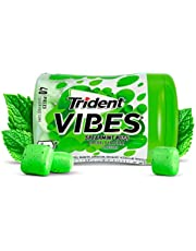 Trident Vibes Spearmint Rush Wave, 6 Count, 40 Pieces Bottle