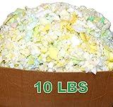 Bean Products Shredded Foam Fill - 10 LBs - All New